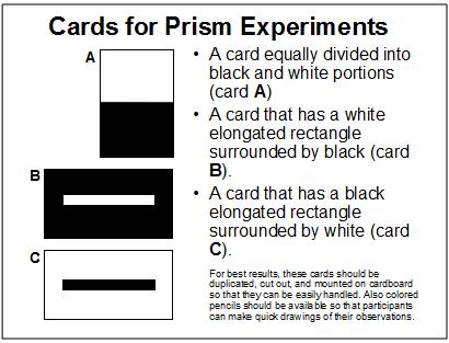 cards-for-prism-experiments
